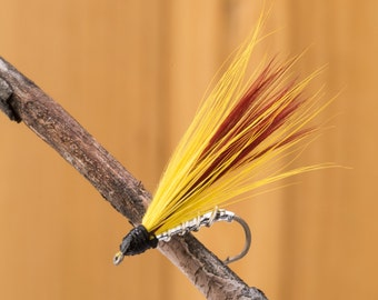 Mickey Finn  ||  Pack of Two  ||  Hand Tied Flies