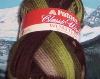 1403110279 Paton Classic Wool 3.5 oz Forest