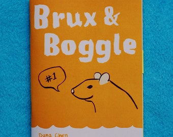 Brux & Boggle --- issue 1