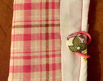 Handmade Tea Wallet