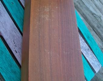 genuine american walnut wood box from famous Whitman publishing company