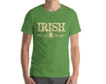 Irish Shamrock T-shirt, St Patrick's Day