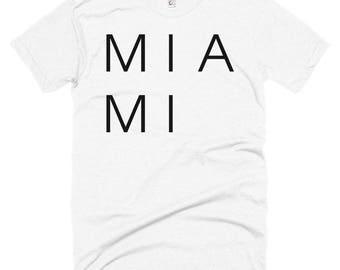 Miami Letters T-shirt | Miami Florida