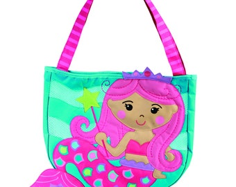 Mermaid - Perfect First Beach Bag