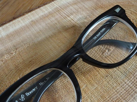 1d4bf6da53 Vintage Universal Optical UOC Greywood Design Eyeglass Frames 50  23