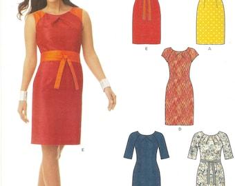 New Look 6144 – Misses' Dress