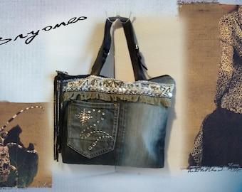 Boho Urban CASSIDY tote bag