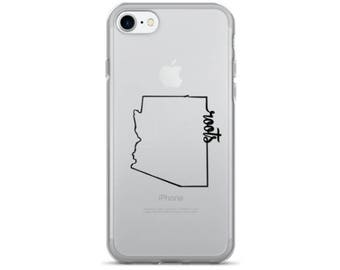Arizona Roots - iPhone Case (iPhone 7/7 Plus, iPhone 8/8 Plus, iPhone X)