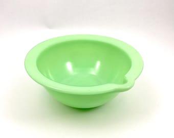 McKee Skokie Jadeite Mixing Bowl