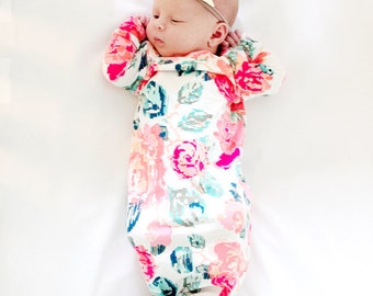 PDF Pattern - the BABY GOWN - Mermaid + Basic Versions