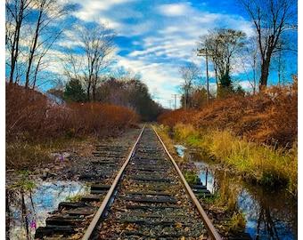train kept a rollin'... ( Bill Keough - 2018 )