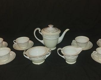 1950s Noritake Tea Set
