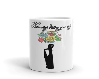 Never Stop Dating Your Wife Mug,husband and wife mug, wife mug, Gift for Him, husband gift, Anniversary Gift