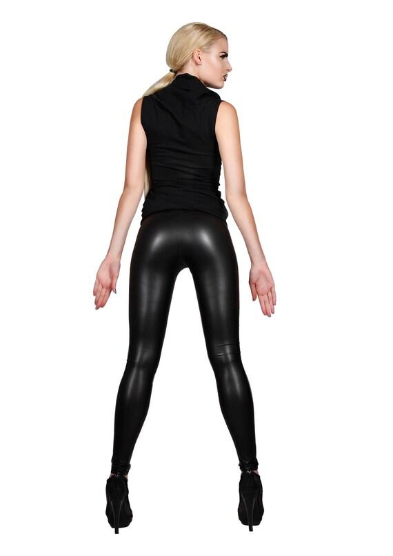 Edc schwarze leggings
