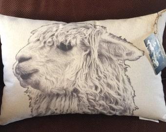 Alpaca Pillow / Stuart
