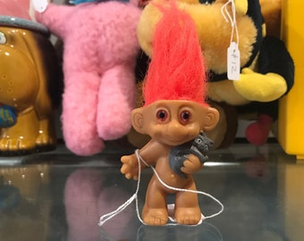Made in China Troll Doll