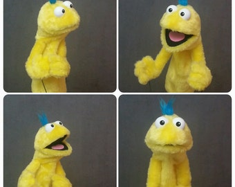 PUPPET! - BPC Professional Practice Puppet - YELLOW