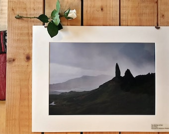 Old Man of Storr, Isle of Skye, Scotland. Photography.