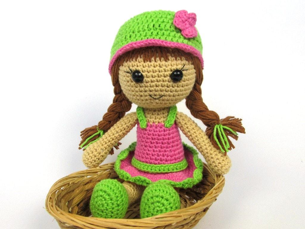 Amigurumi Doll Book : Amigurumi book etsy