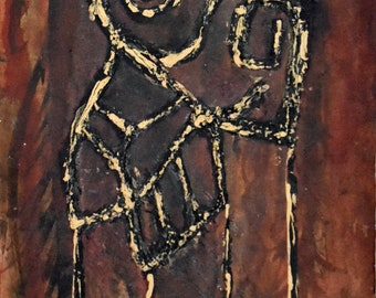 Mixed Media, Acrylic, Original Painting