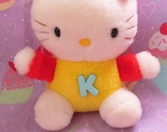 20% OFF! 1970s Vintage Sanrio Hello Kitty Plush