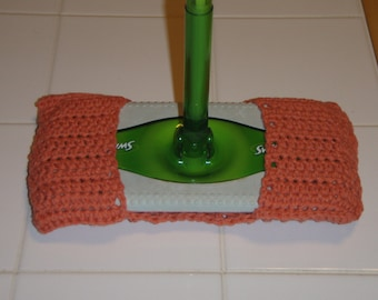 Swiffer Cover - Reusable/Reversible 100% Cotton