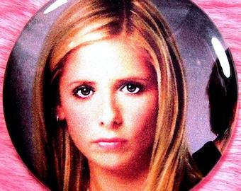 Pocket Mirror - Buffy the Vampire Slayer - Sarah Michelle Gellar