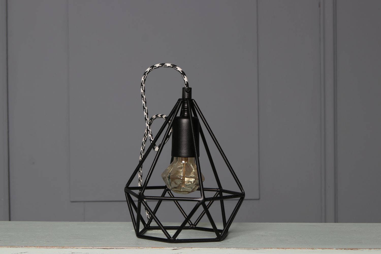 HIMMELI Anhänger leicht Käfig Lampe industrielle minimal