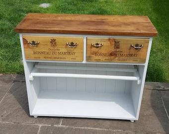 Bespoke shoe rack, Wine box drawers
