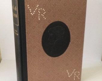 The Later Adventures Of Sherlock Holmes, Author Sir Arthur Conan Doyle, Vintage Books, Vintage Sherlock Holmes Collection, Collectible Books