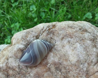 Botswana agate cabochon, free form cabochons