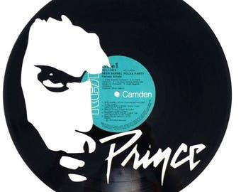 Prince - Vinyl Record Art