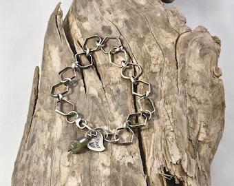 Arabesque Charm Bracelet