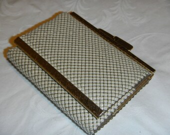 1970's-1980's Glomesh Style Mesh Purse