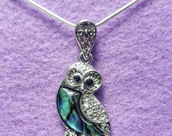 Abalone Owl