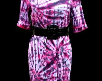 Tie Dye Dress Size Large