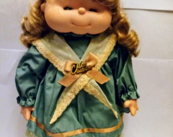 """Vintage 1984 Mattel Emotions  CAMEO COLLECTION """" TAFFY """" 20"""" Girl Doll ,W/ Original Outfit"""