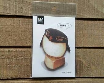 Penguin Sticky Notes