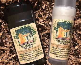 Bergamot All Natural Deodorant or solid lotion