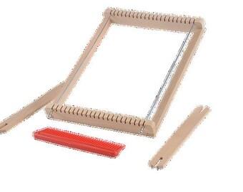 Weaving Loom Kit for Kids, weaving loom, wooden loom, weaving kit, beginners loom, DIY weaving loom kit, DIY weaving kit, Kids Craft Gift