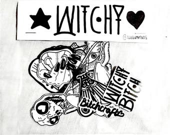 WITCHYX Magnet Pack