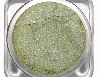 Chartreuse - Mineral Eye Pigment Shadow