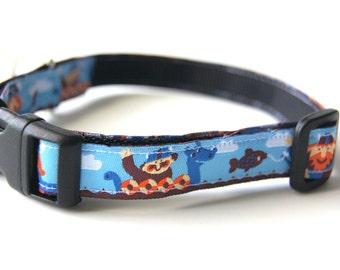 Viking Dog Collar Adjustable Sizes (XS, S, M)