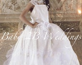 Vintage Dress White Lace ...