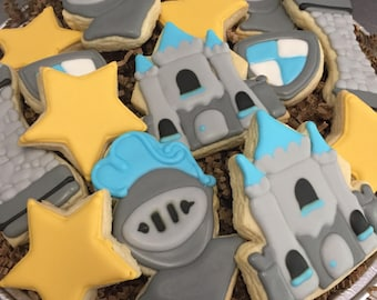 Knight cookies