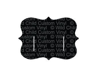 Ribbon Display SVG, Ribbon Holder SVG, Ribbon Cards, Product Display Cards svg, Product Display Card SVG, product packaging, cut file