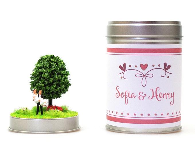 Wedding Gift Box & Diorama customizable