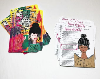 Gems of Faith Journaling Cards