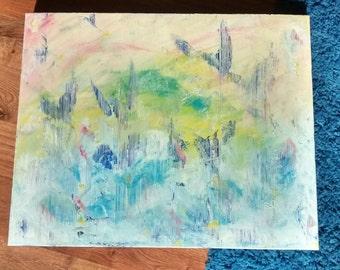 Blue Bird (original paint)