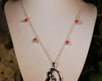 Sailor Moon Transformation Necklace